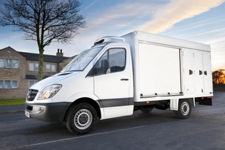 Home Delivery Van Business Vans
