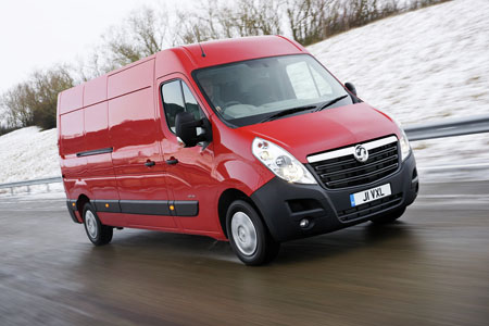 Vauxhall's Movano is a mighty mover