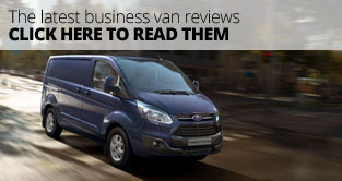 The latest business van reviews - click here to read them
