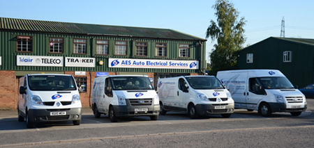 Small van operator makes the grade with Van Excellence