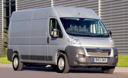 Fuel-saving Stop & Start Relays join Citroen van line-up