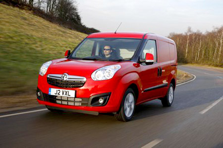 Vauxhall Big Van Event could save new van buyers money