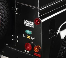 Land Rover's special edition Defender LXV is 4x4xmore