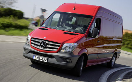 New Sprinter promises low running costs
