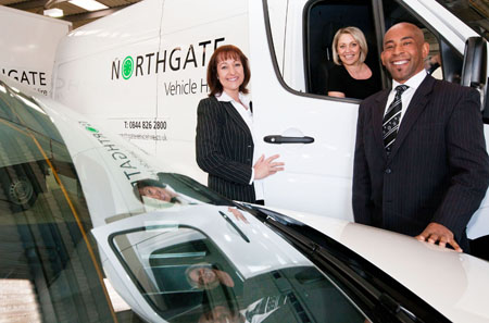 New Northgate Vehicle Hire depot opens in Huddersfield