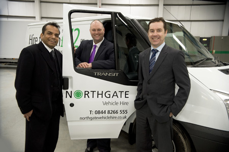 New Northgate Brent Cross depot offers special £55-a-week van hire rates for businesses