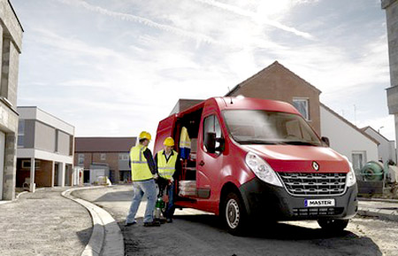 Renault Master business package offers savings for delivery operations