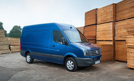 Volkswagen gives Crafter £700 of extras for free
