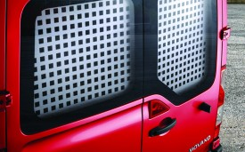 Vauxhall Movano security