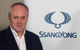 Steve Gray, SsangYong