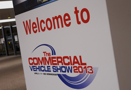 Next Year S Commercial Vehicle Show Already Taking Off