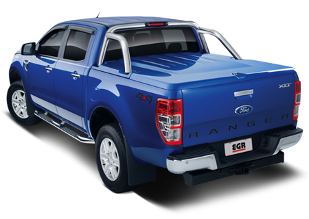 Truckman completes tonneau cover collection with additions for Ford Ranger and Isuzu D-Max