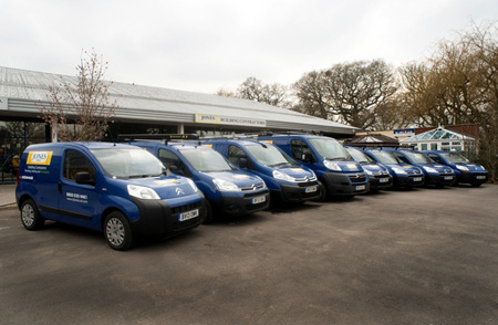 Building firm cuts transport costs with help from Lex Autolease