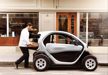 Renault Twizy Cargo: it's a van, Jim – but not as we know it!