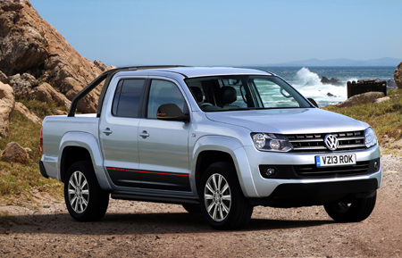 Special-edition Volkswagen Amarok pick-up packed with extras