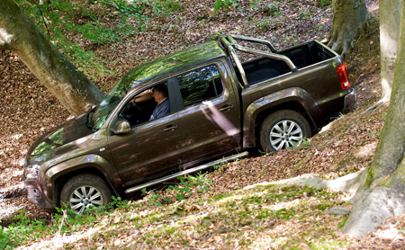 Volkswagen's Amarok – the 4x4 workhorse that's a smooth operator