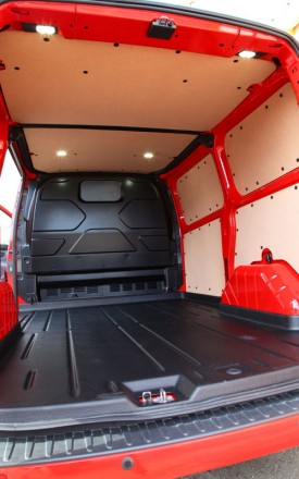 Ford Transit Custom Sportvan Review Bling Meets Good