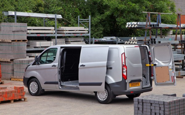 Ford Transit Custom ECOnetic