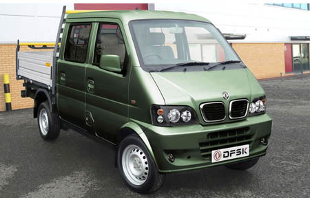 Less is more – new DFSK microvan range on sale in August