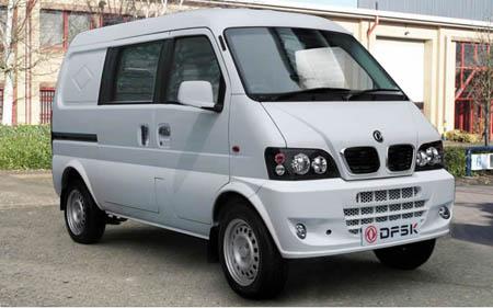 Less Is More Dfsk Microvan Range On Sale In August