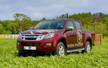 Farmers to vie for Isuzu D-Max prize in latest series of Welsh TV reality show