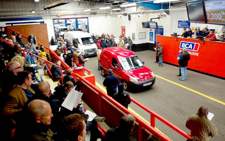 June used LCV values declined but remained ahead, year-on-year
