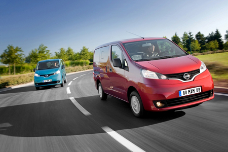 Sat-nav is the top-choice option for vans says Nissan