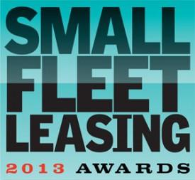 Small Fleet Leasing Awards 2013 logo