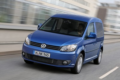 Volkswagen extends fuel-efficient BlueMotion technology to Caddy