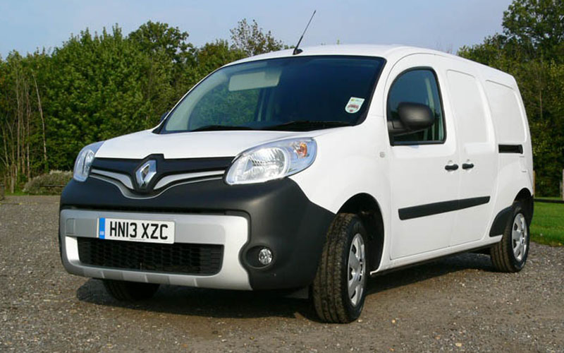 updated renault kangoo maxi van review a big smart little van business vans. Black Bedroom Furniture Sets. Home Design Ideas
