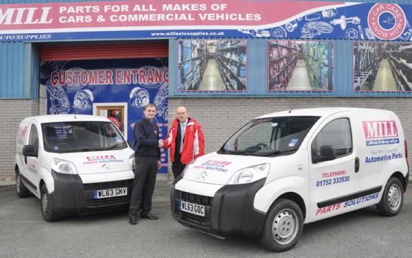 South West Motor Factor Finally Finds Nemo Business Vans