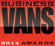 Business Vans Awards logo
