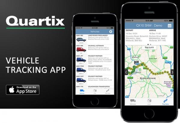 Quartix_app