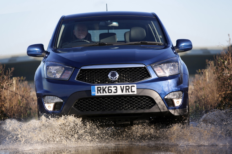 Ssangyong Korando Gets Hard Tops And Better Towing