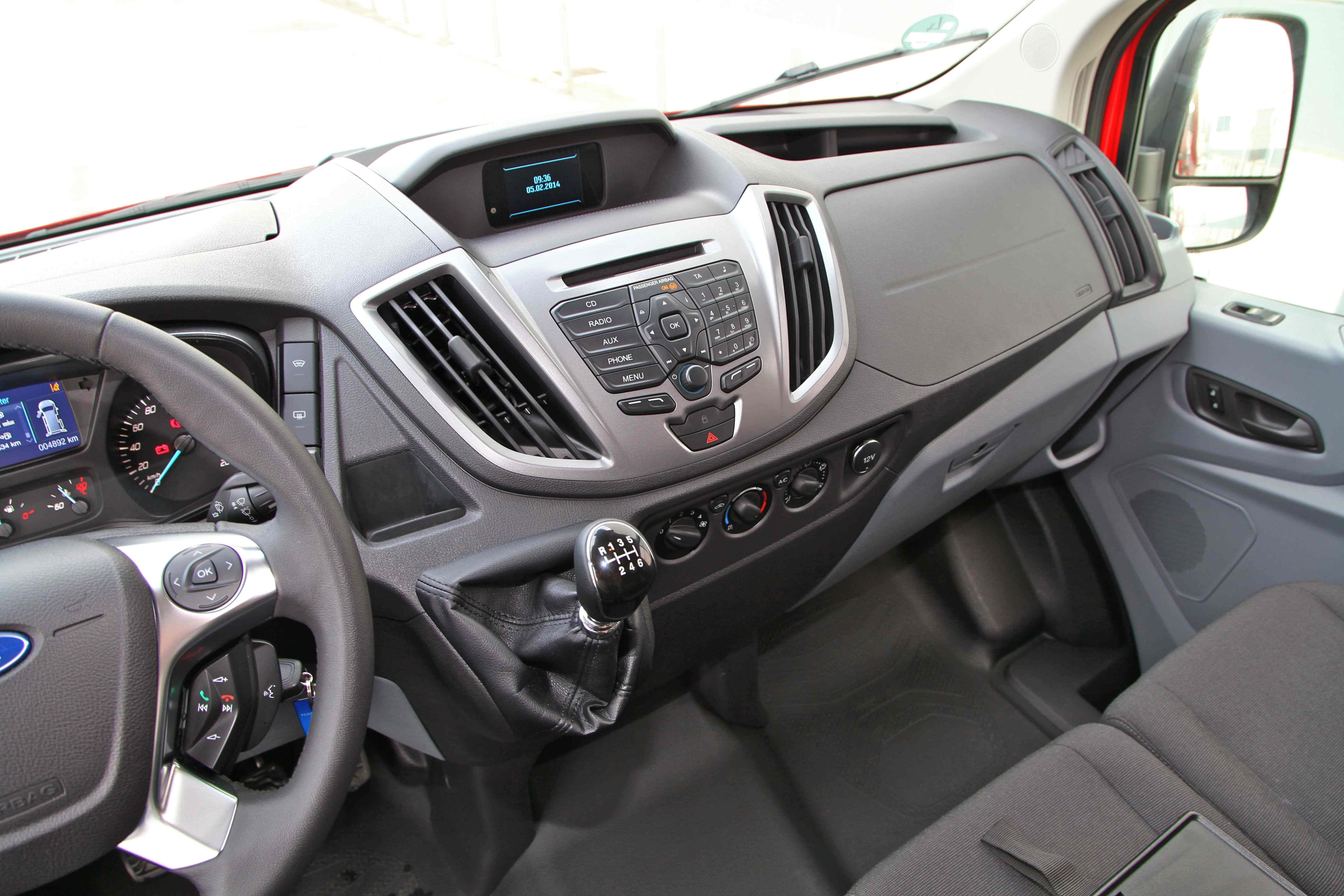 Ford Transit The Icon Reborn Page 2 Of 2 Business Vans