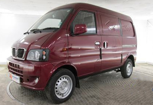 new dfsk loadhopper for under 5000 business vans. Black Bedroom Furniture Sets. Home Design Ideas