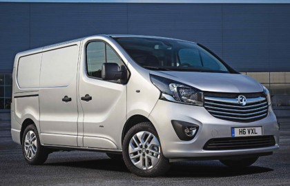 All new Vauxhall Vivaro