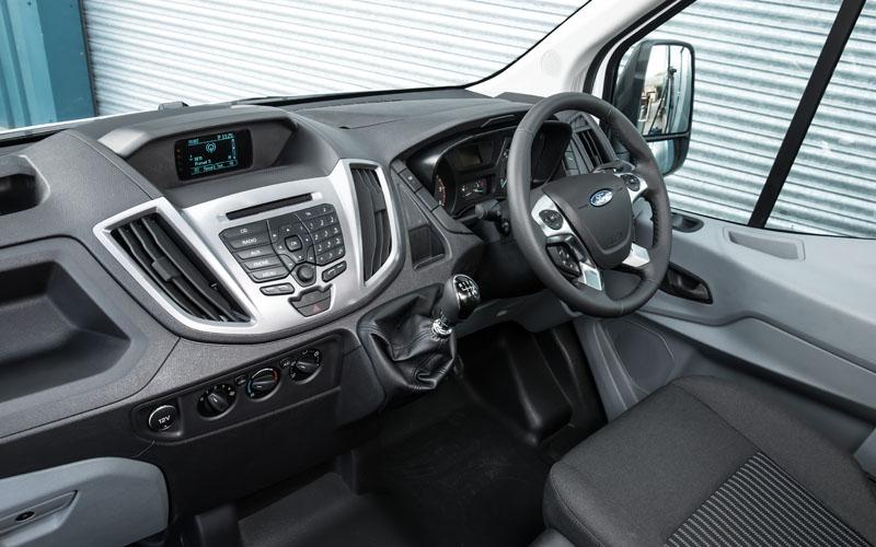 Custom ford transit interior for Ford transit custom interior