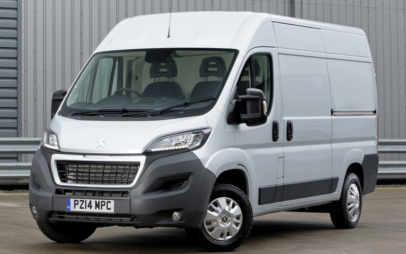 new peugeot boxer review business vans