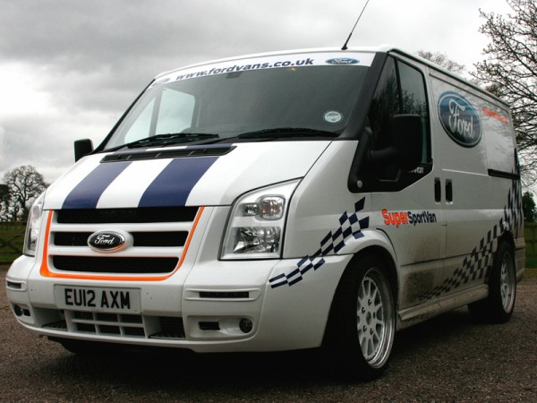 Ford, Transit, supervan