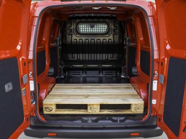 Nissan, e-NV200, load area
