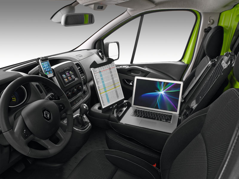 Renault Trafic Interior Renault Trafic Interior