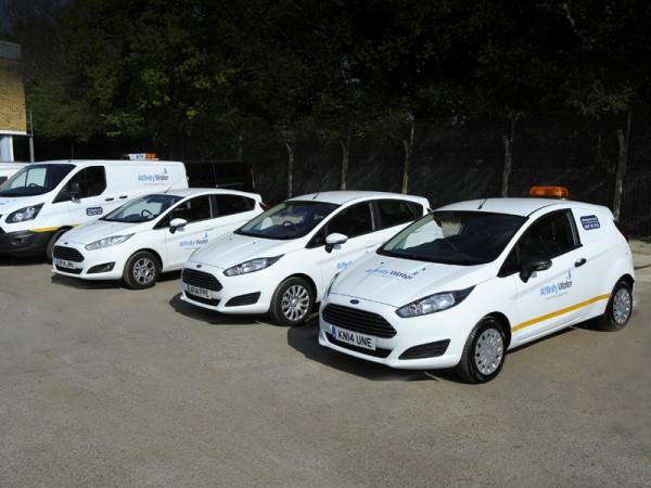 Ford, Fiesta, van, Transit, Affinity
