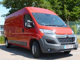 citroen, relay, van
