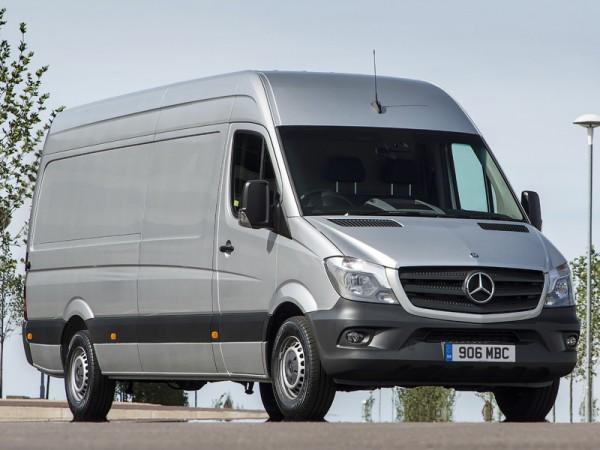 Mercedes, Sprinter, vans