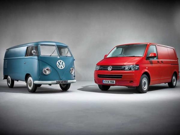Volkswagen, Transporter, van