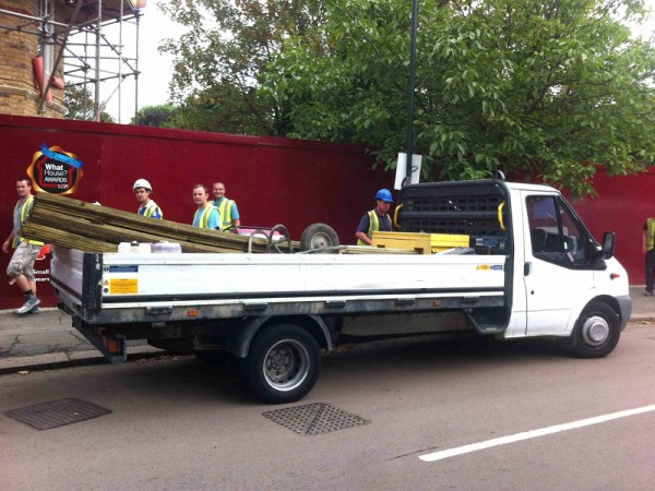 van loading safety
