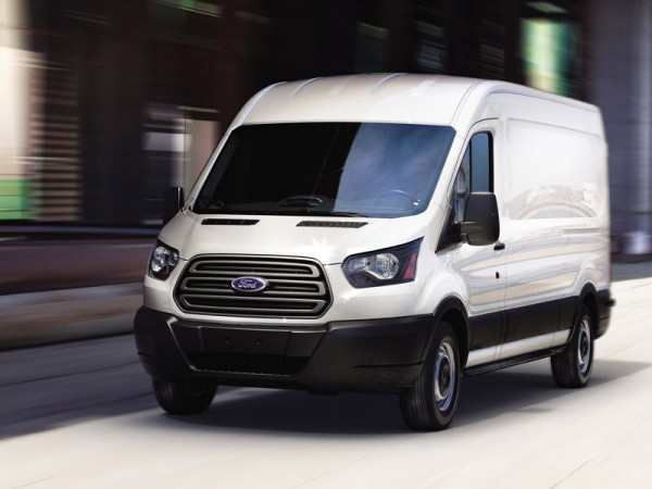 Ford Transit for Charter Communications