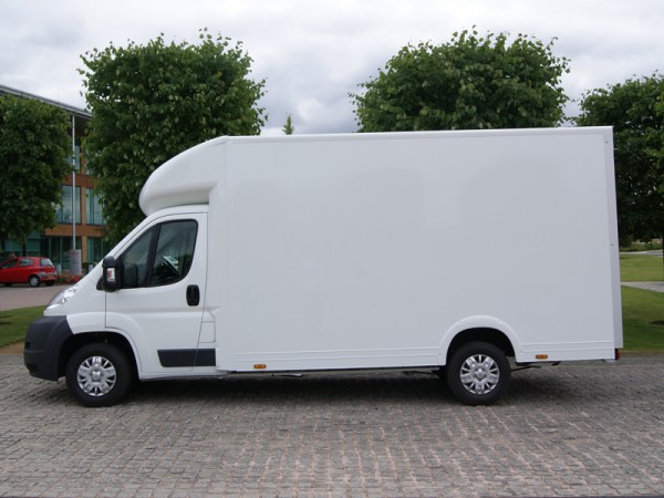 Northgate, luton, truck, for, hire