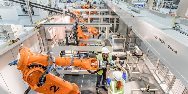 Ford continues high-tech diesel engine investment at Dagenham Engine Plant